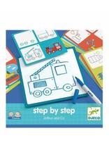 Djeco Step by Step -  Arthur