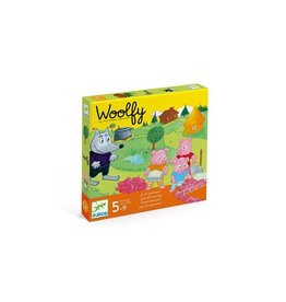 Djeco Woolfy Game of cooperation