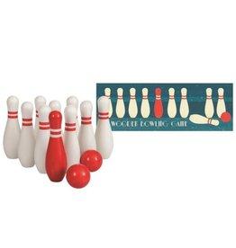 Egmont Jeu de bowling en bois