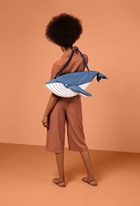 Don Fisher Sac Baleine Bleue