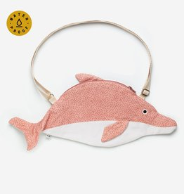 Don Fisher Pink Dolphin Bag