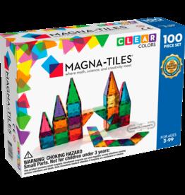 Magna-Tiles Magna-Tiles® Clear Colors