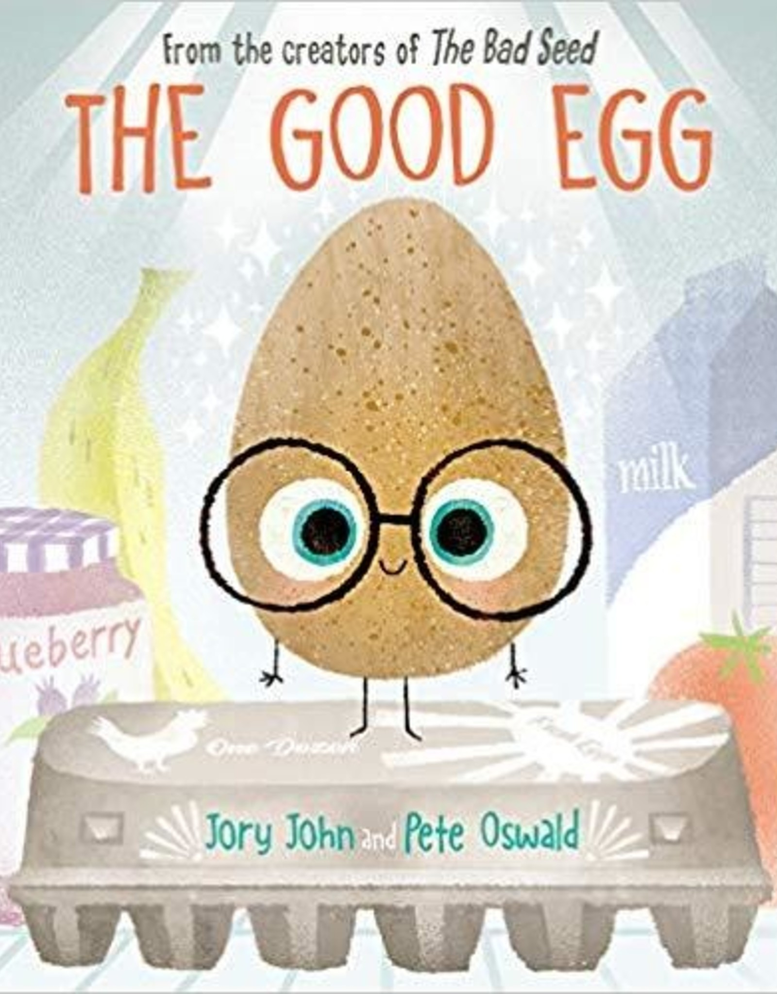 MerryMakers Poupée The Good Egg / The Bad Seed