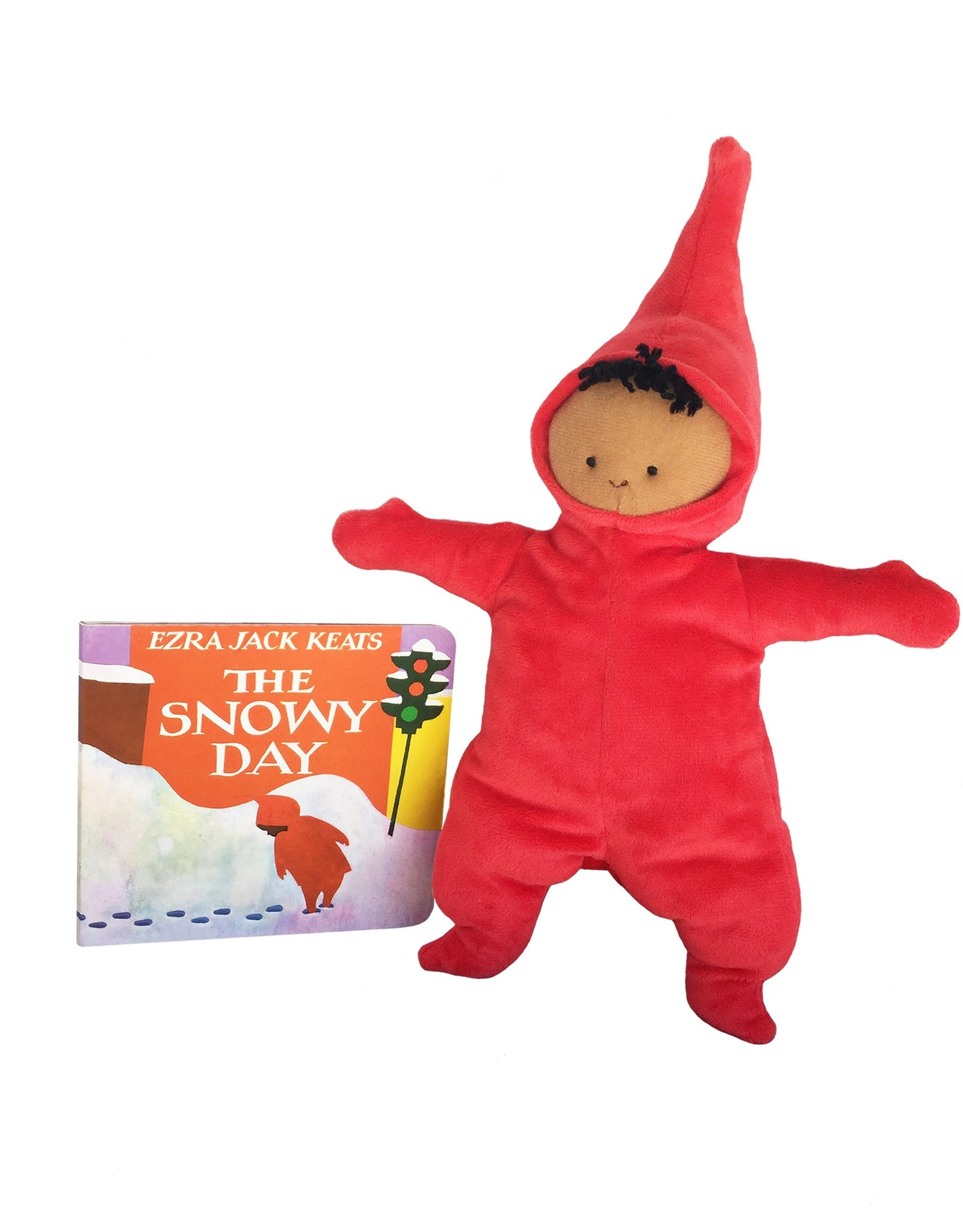 MerryMakers The Snowy Day - Book and Doll