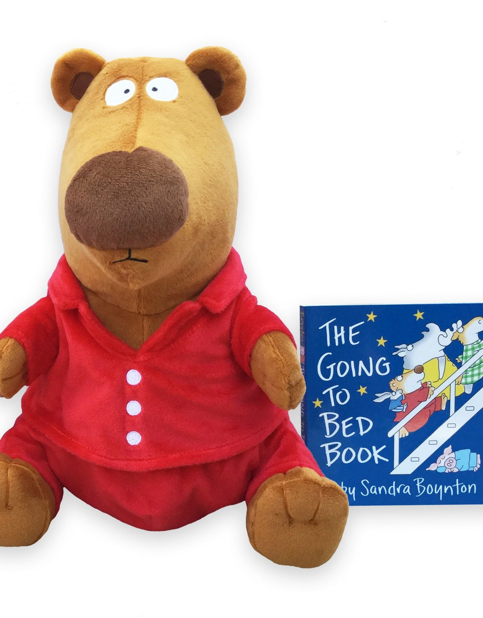 MerryMakers The Going to Bed Book - Book and Doll
