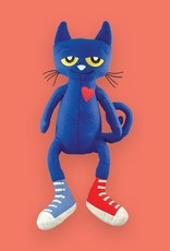MerryMakers Pete the Cat I love My White Shoes - Book and Doll