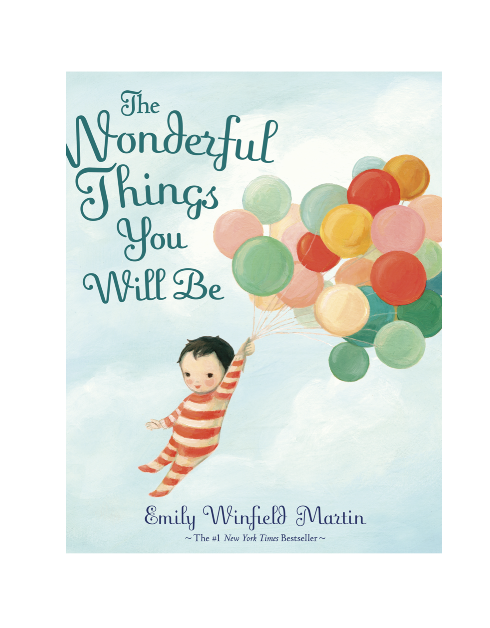 MerryMakers The Wonderful Things You Will Be - Livre et poupée
