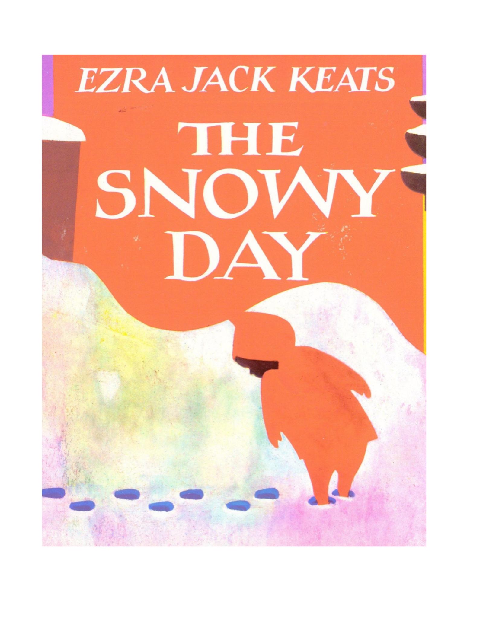 MerryMakers The Snowy Day - Livre et Poupée