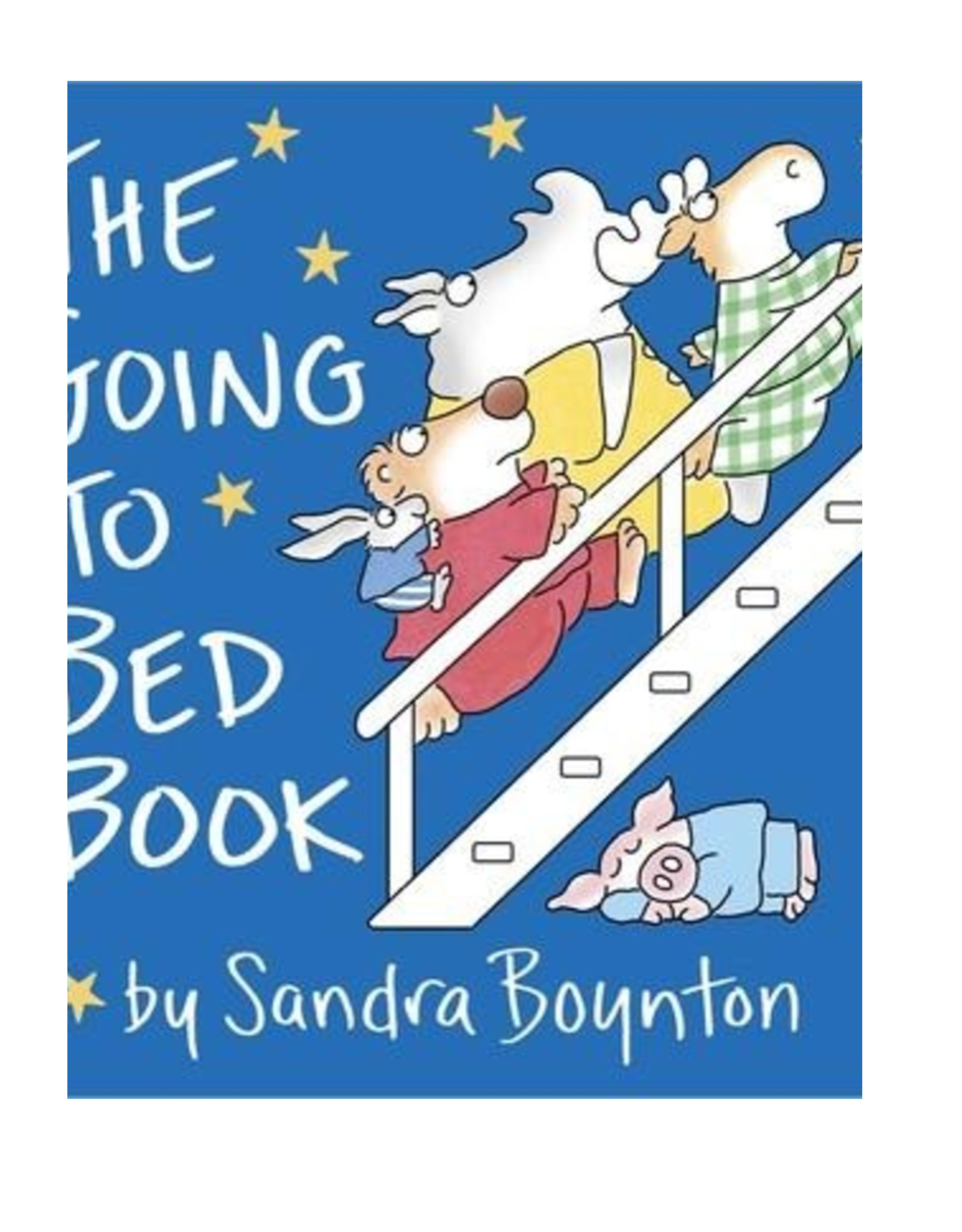 MerryMakers The Going to Bed Book - Livre et Peluche