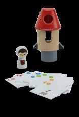Plan Toys Spatial Rocket