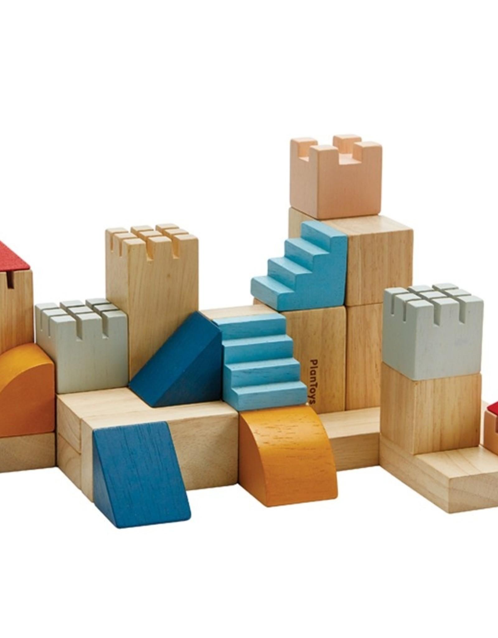 Plan Toys Blocs Créatifs