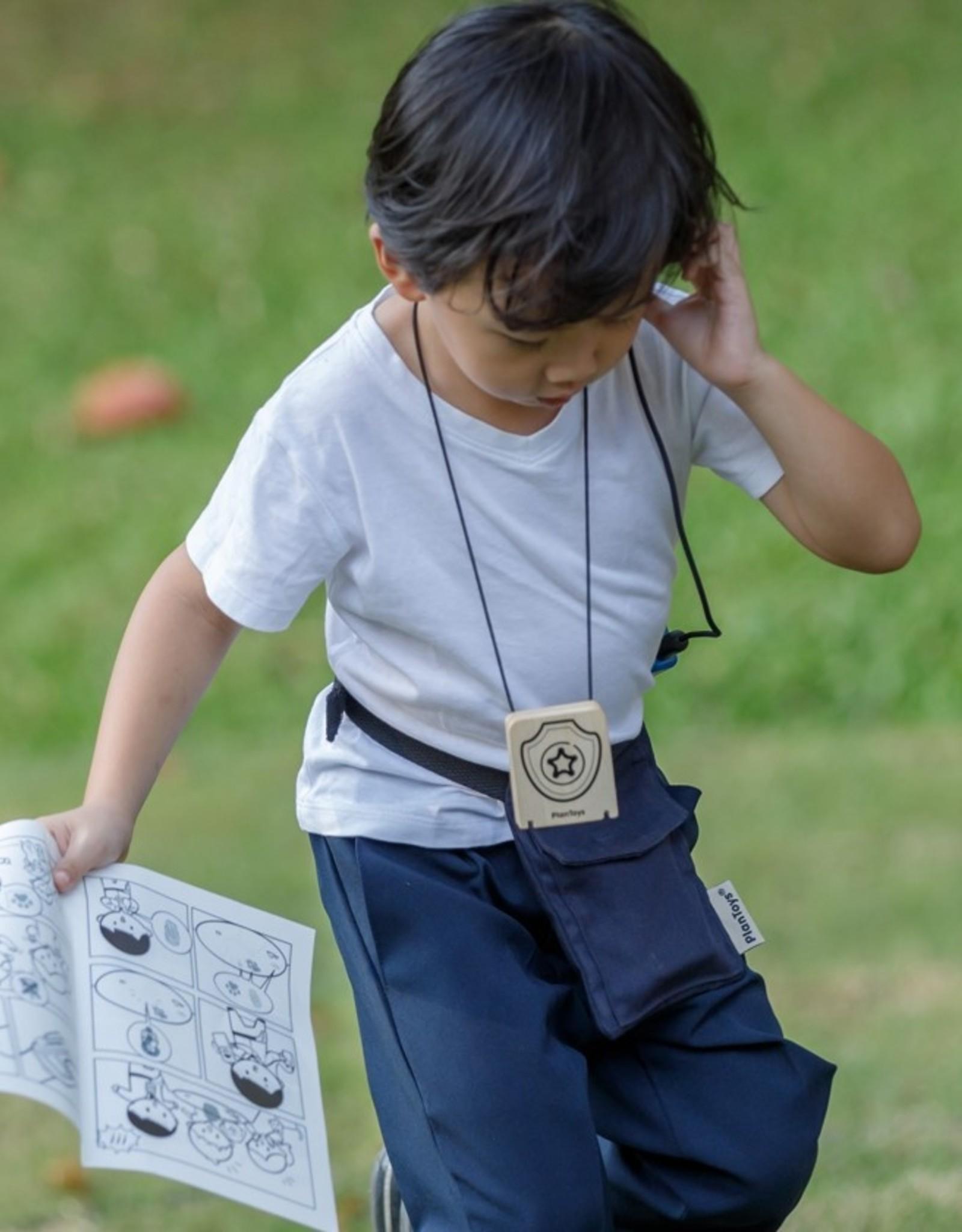 Plan Toys Secret Agent Play Set