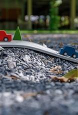 Plan Toys Road & Rail Rubber