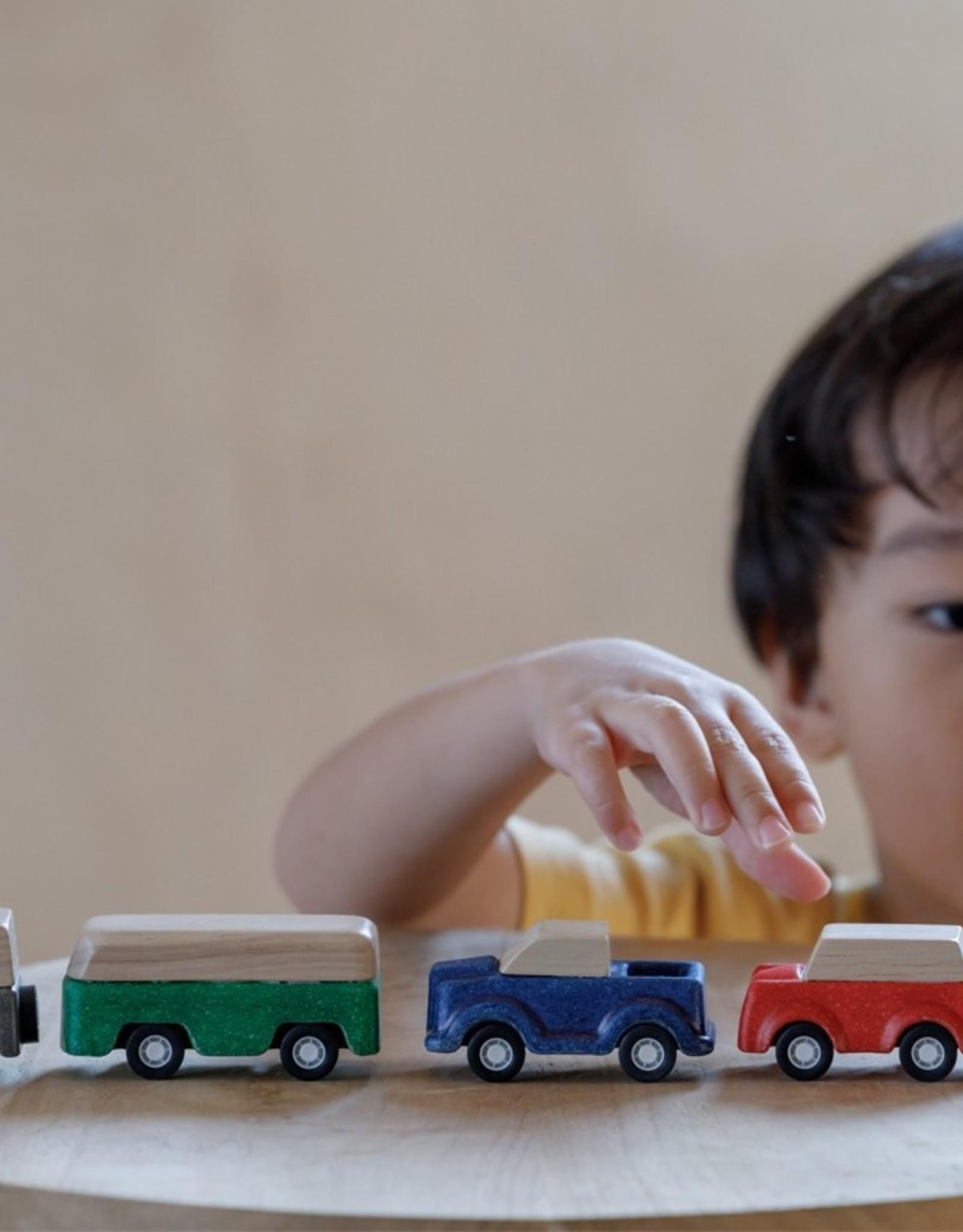 Plan Toys PlanWorld Cars