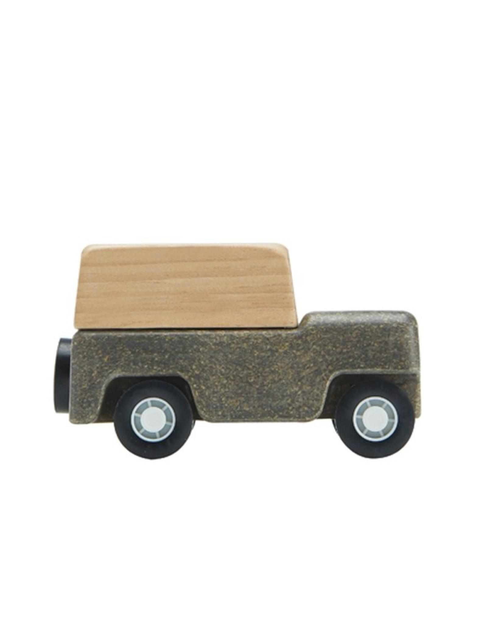 Plan Toys Grey Wagon