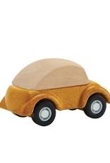 Plan Toys Yellow Car
