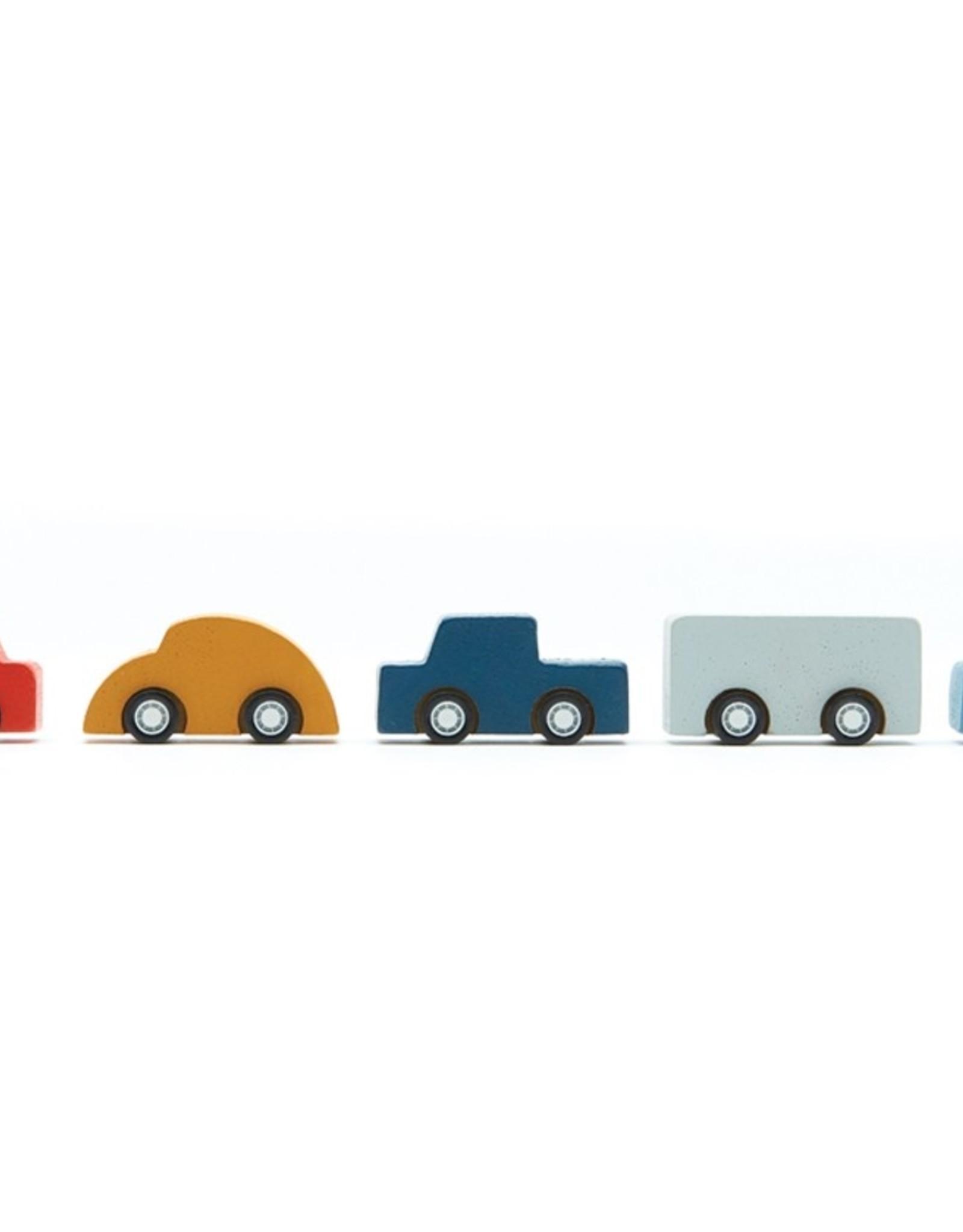 Plan Toys Mini Car Set