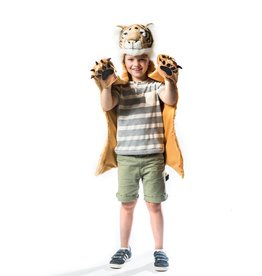Wild and Soft Tiger Disguise