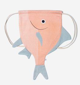 Don Fisher Sac à dos Biddy rose argenté pour enfant