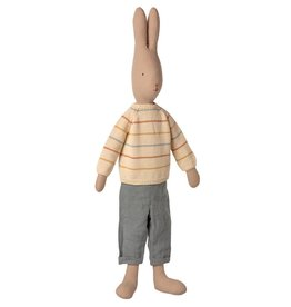 Maileg Rabbit Pants and knitted sweater