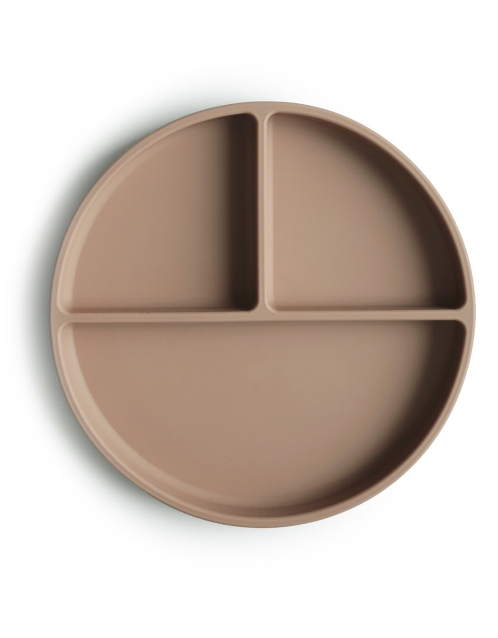 Mushie Assiette en silicone