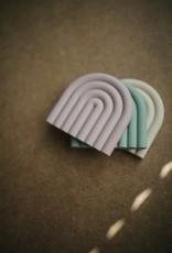 Mushie Rainbow Teether