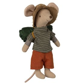Maileg Hiker Mouse, Big Brother