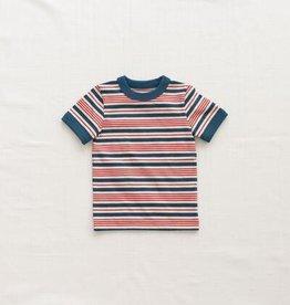 Fin & Vince T-shirt Vintage - Rayures Americana