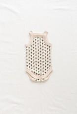 Fin & Vince Radish Chunky Strap onesie
