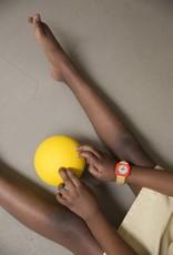 Mini Kyomo  x Tinycottons Vichy Yellow Watch