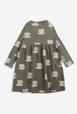 Bobo Choses Cup Of Tea All Over midi dress