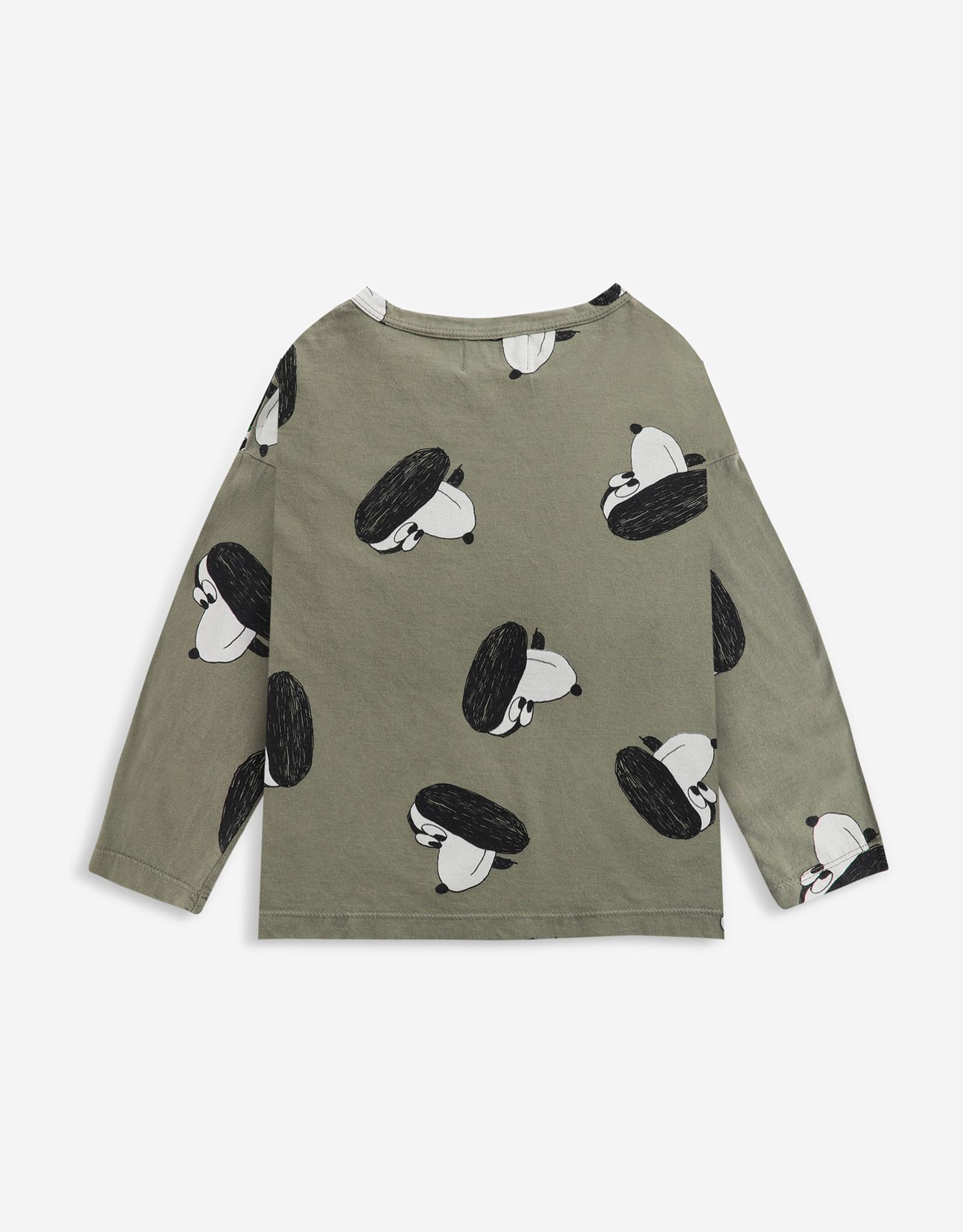 Bobo Choses Doggie All Over long sleeve T-shirt