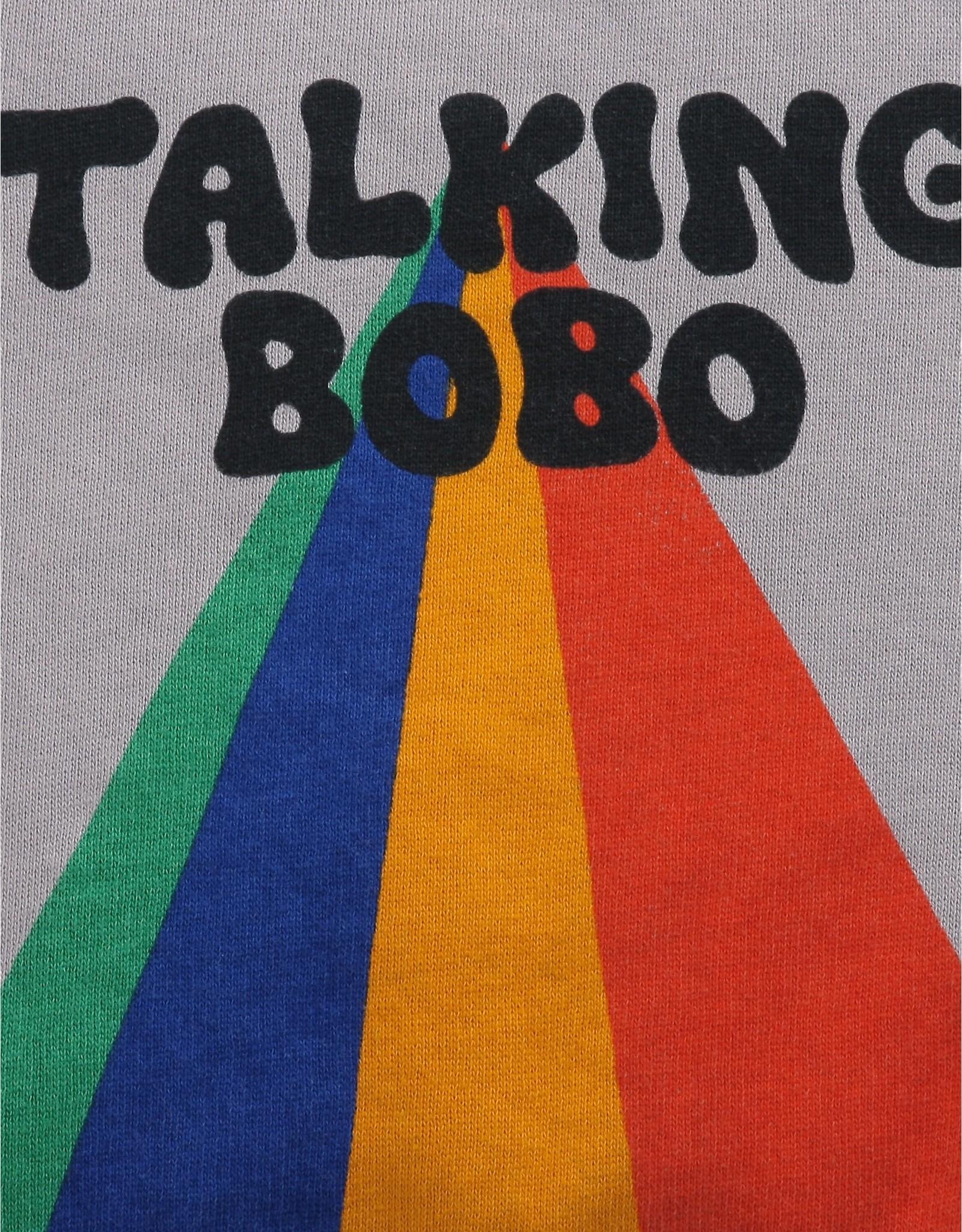Bobo Choses Chandail Talking Bobo Rainbow