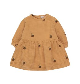 Tinycottons Tiny Cabin Baby Dress