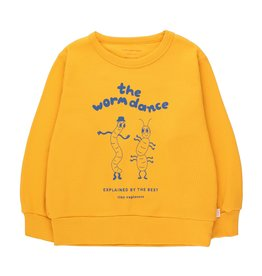Tinycottons Worn Dance Sweatshirt