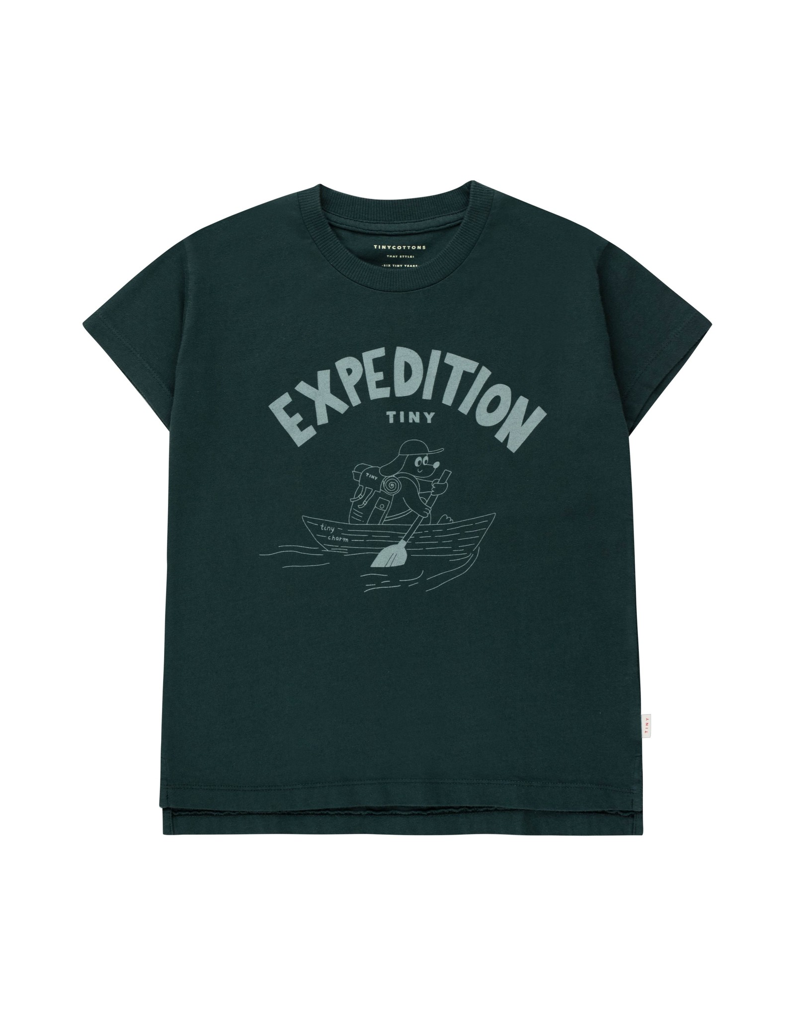 Tinycottons Expedition Tiny Tee