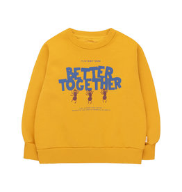 Tinycottons  Better Together Sweatshirt
