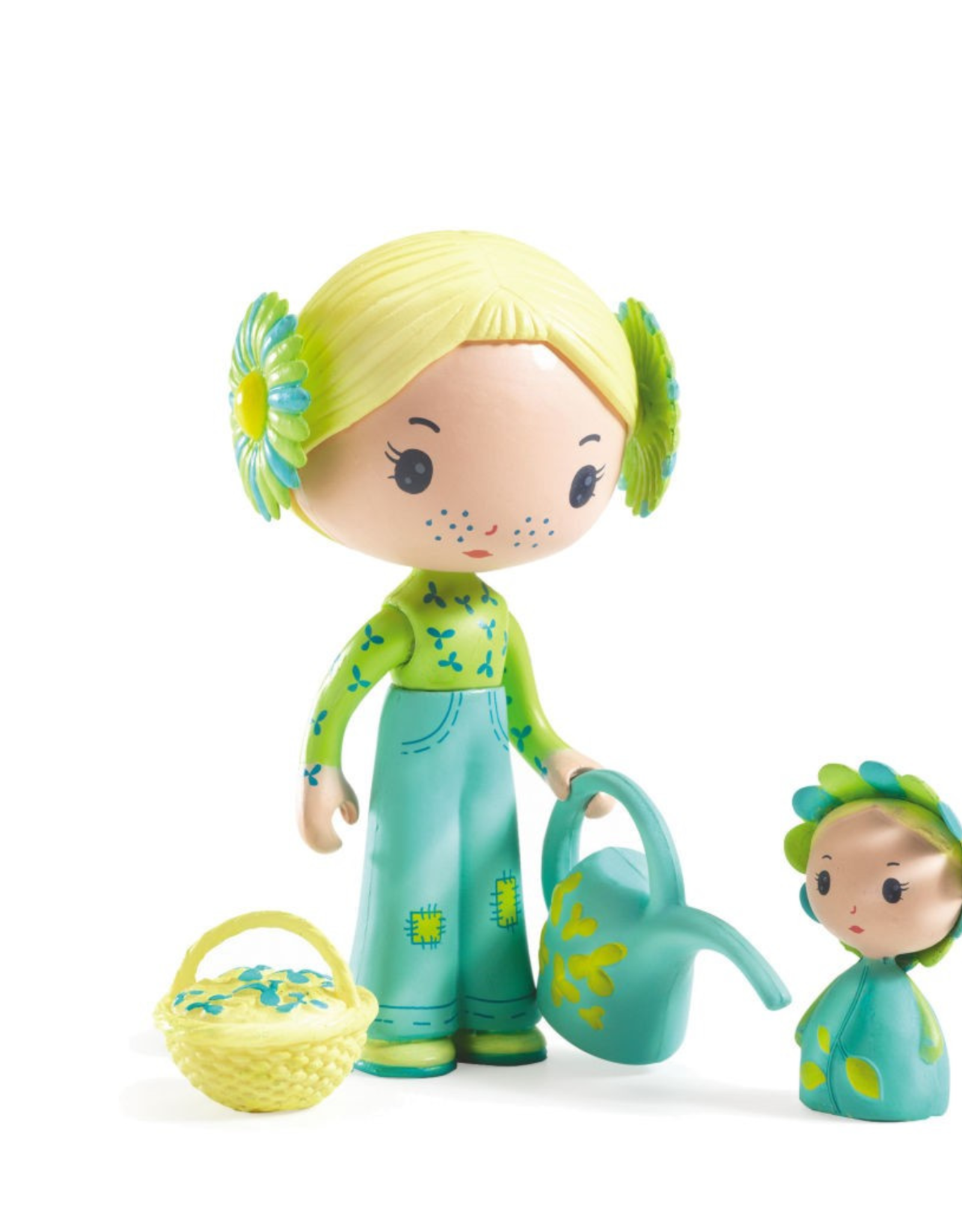 Djeco Flore and Bloom - Tinyly figurines