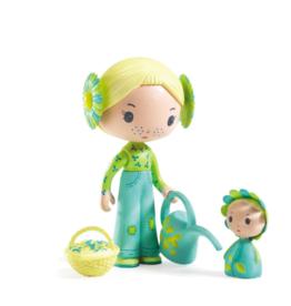 Djeco Flore et Bloom - Figurines Tinyly