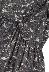 Tartine et Chocolat Dress, Birds print