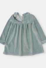 Buho Velvet Dress
