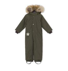 Wanni Fur Snowsuit