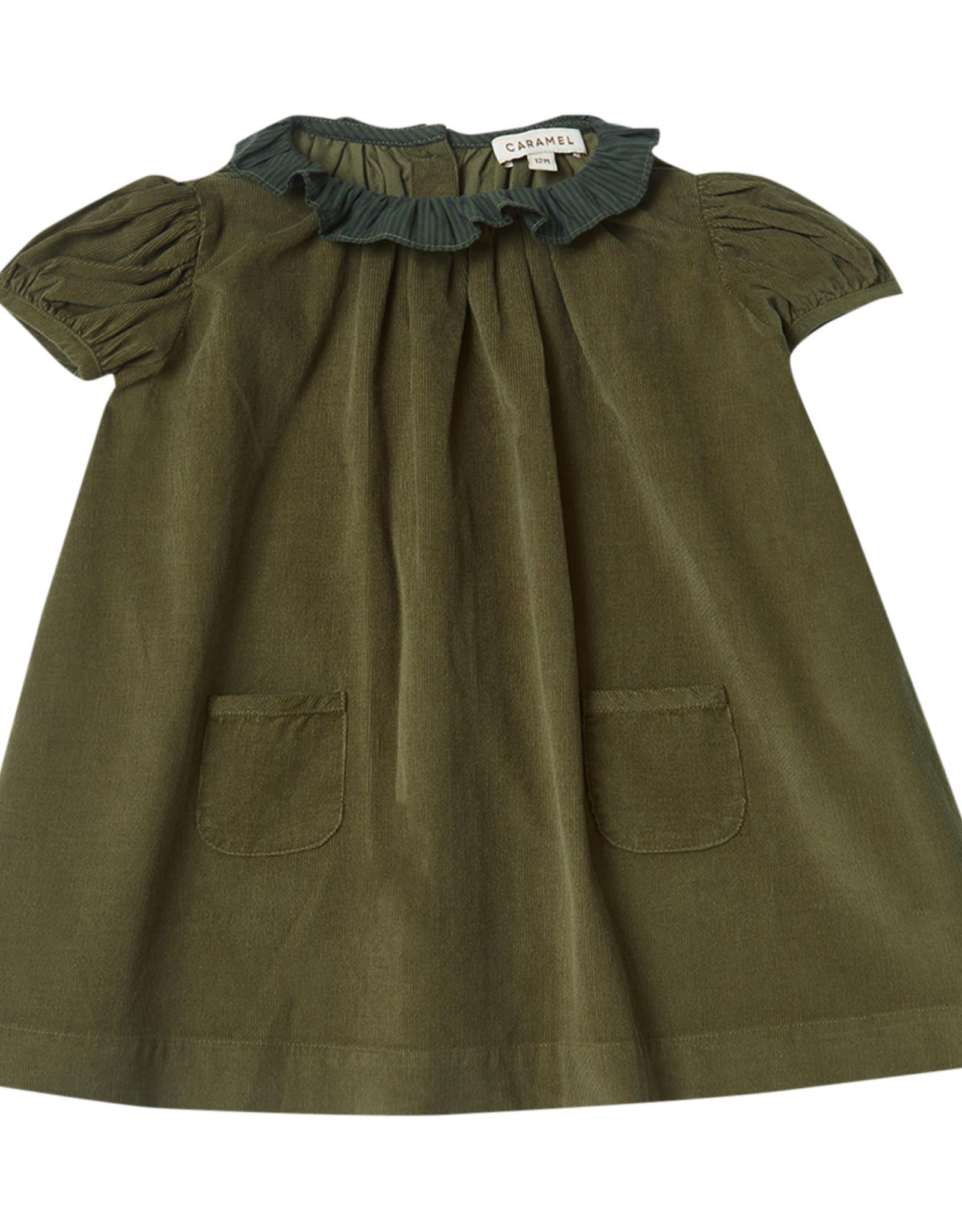 Caramel Natta Dress