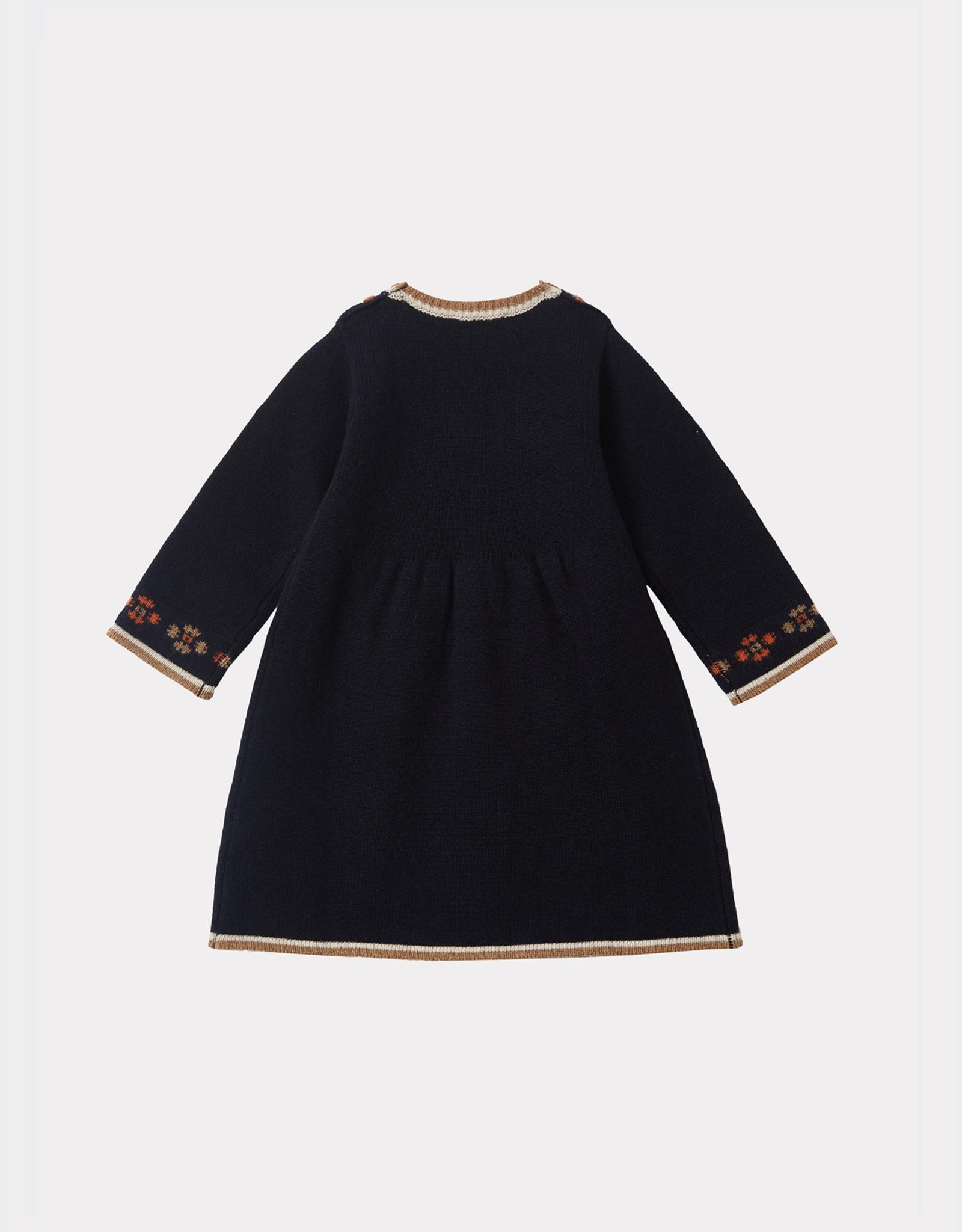 Caramel Elara Dress