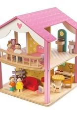 Tender leaf toys Pink Leaf House
