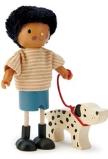 Tender leaf toys Mr. Forrester and his Dog