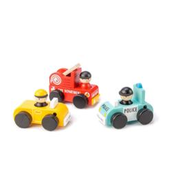 Tender leaf toys ABC Cars