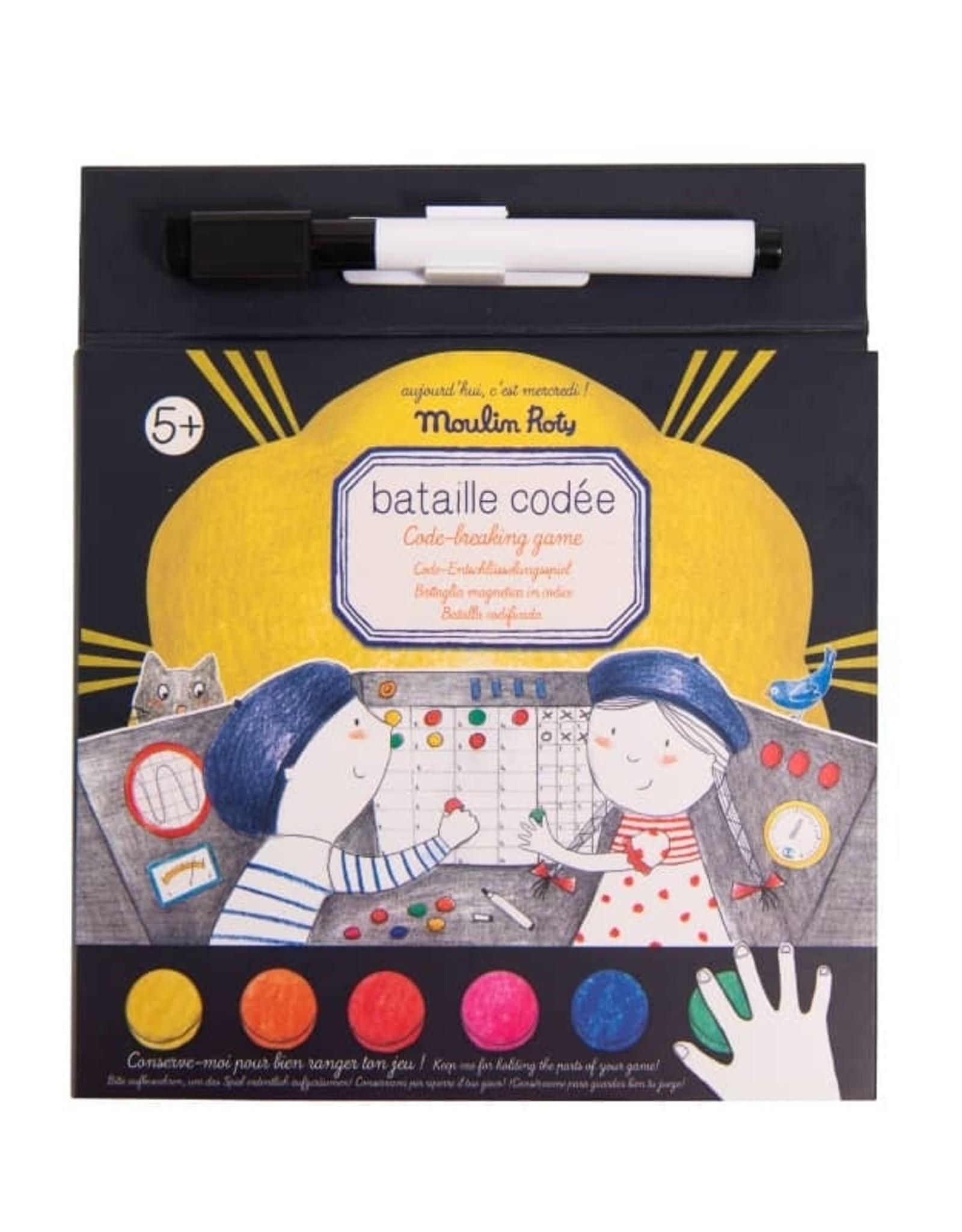 Moulin Roty Code-breaking game