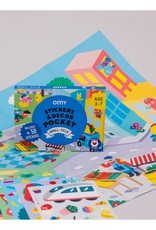 OMY Stickers & Decor Pocket Small Ville
