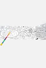 OMY  Pocket Games & Coloring - Fantastic